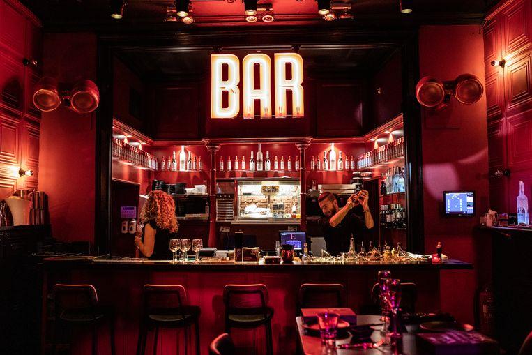 Bar Rouge, Singel 460. Beeld Nosh Neneh