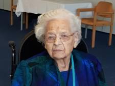 Oudste inwoner van Nederland overleden: Cornelia Boonstra (110) uit Arnhem