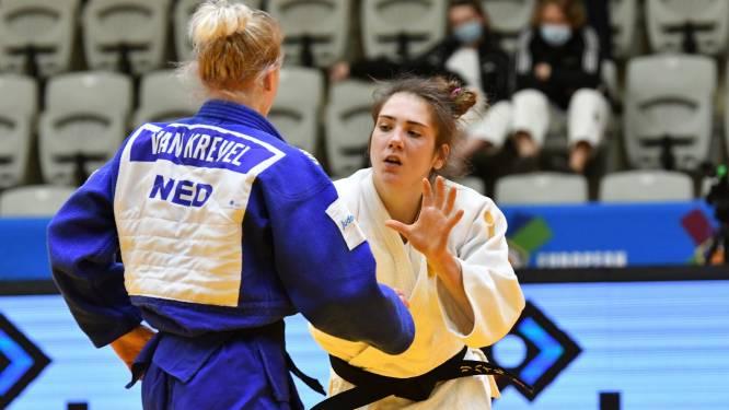 """Amber Ryheul voor EK judo in Lissabon: """"Zo ver mogelijk proberen geraken"""""""