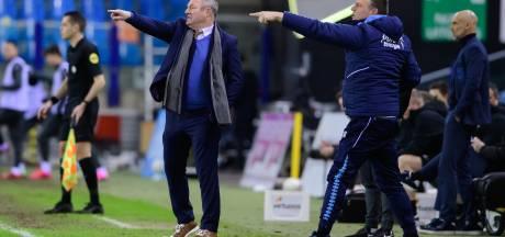 FC Twente-trainer Ron Jans: 'Advocaat zal de boel op scherp zetten, maar ik geloof in een goed resultaat'