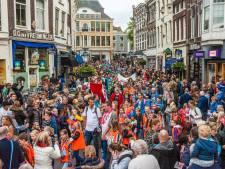 In 2022 mogen volwassenen (eenmalig) meedoen met de Avondvierdaagse in Gouda