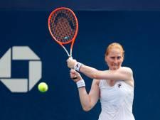 Alison Van Uytvanck rejoint sa 5e finale sur le circuit WTA