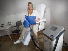 Karen uit Tubbergen laat vetcellen bevriezen