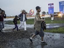 'Grens Oostenrijk-Hongarije gaat weer dicht'