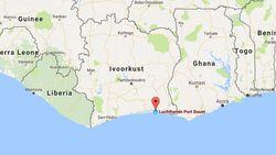 Cargovliegtuig stort in zee net na vertrek in Ivoorkust, vier doden, vier Franse soldaten gewond