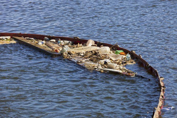 Opmerkelijk is dat de grootste problemen zich niet voordoen waar het meeste afval te vinden is.
