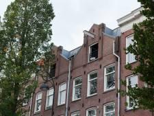 'Bij woningbrand in Dapperstraat omgekomen man is oud-regisseur Herbert Curiël'