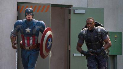 """Anthonie Mackie bevestigt: """"Ik ben de nieuwe Captain America"""""""