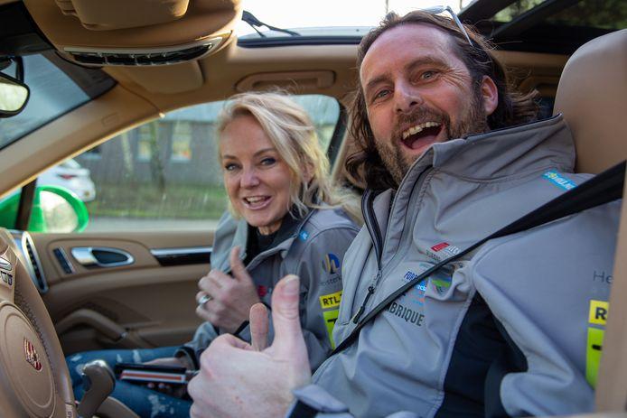 Charlotte Vriezen en Ed Splinter zijn weer terug van de Noordkaap.