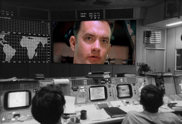 Screenshot Apollo 13 Beeld Getty / Bewerking Studio V