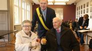 Jozef en Jeanne 60 jaar getrouwd
