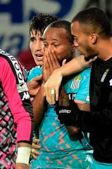 Des insultes racistes à Malines, Marco Ilaimaharitra averti et suspendu