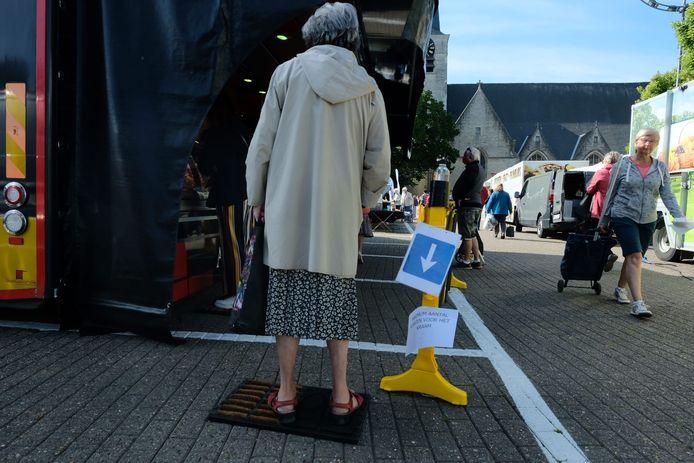 De wekelijkse markt in Zaventem verhuist maandag eenmalig naar 't Veldeke.