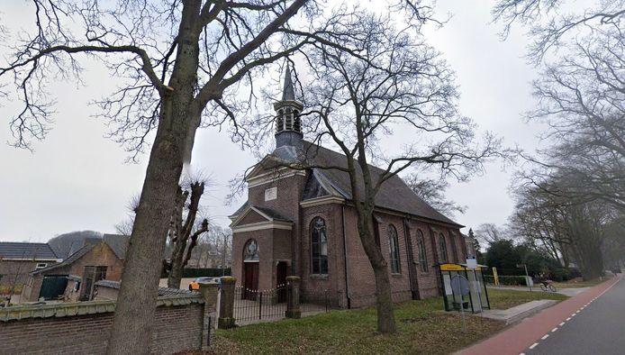 De Sint Martinuskerk in Bussloo.