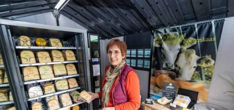 Steeds meer mensen trekken kaas en eieren uit de muur: 'Je proeft de charme van het boerenerf'