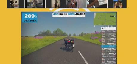 Astana stapt wegens falend internet uit virtuele Tour
