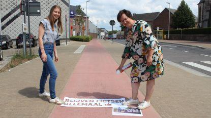 Gemeente wil mensen aanmoedigingen om te blijven fietsen