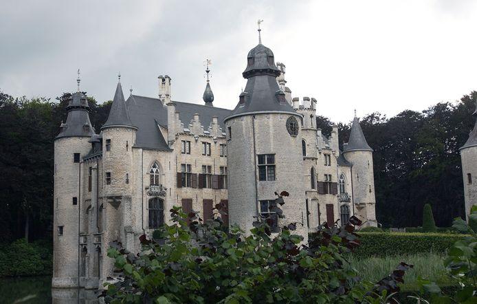 Kasteel De Borrekens in Vorselaar ligt op het parcours van 'Toeren om te Loeren'