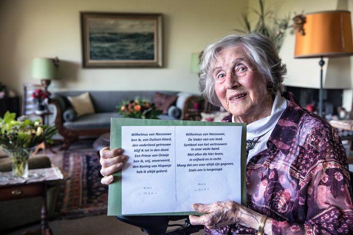 Ex-hofdame van Beatrix Hilda Renardel de Lavalette (94)