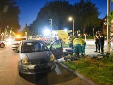 Fietser gewond bij aanrijding op de 't Goylaan in Utrecht
