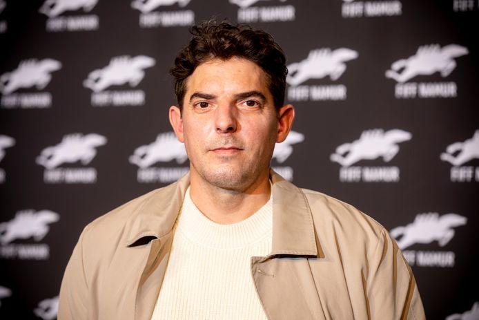 Damien Bonnard au Festival International du Film Francophone de Namur