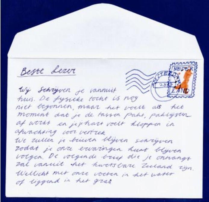 De eerste brief van
