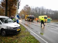 Nekklachten na aanrijding op Koningsweg Arnhem