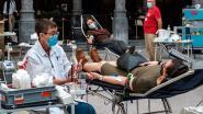Perfecte 'match' tussen erfgoed en volksgezondheid: honderd bloedgevers in unieke Handelsbeurs