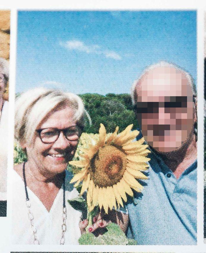 Gerty Vanhoef en haar man Albert B.