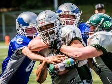 Arnhem Falcons lijdt 'ingecalculeerde nederlaag', vizier op beslissend duel met concurrent