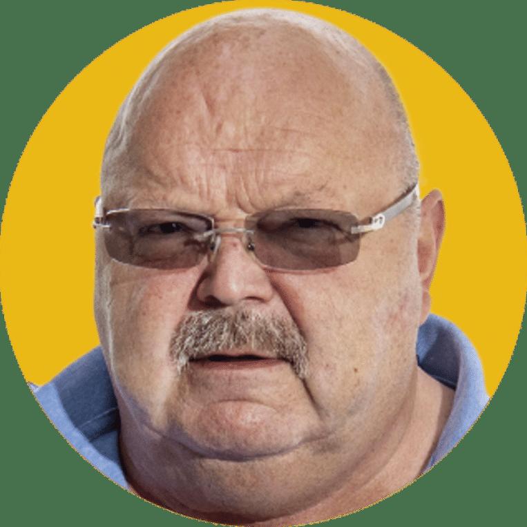 Michel Van den Brande. Beeld DM