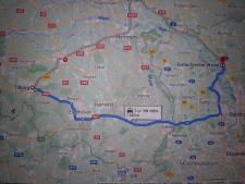 Trappers vindt plek om te trainen op 158 kilometer van Tilburg