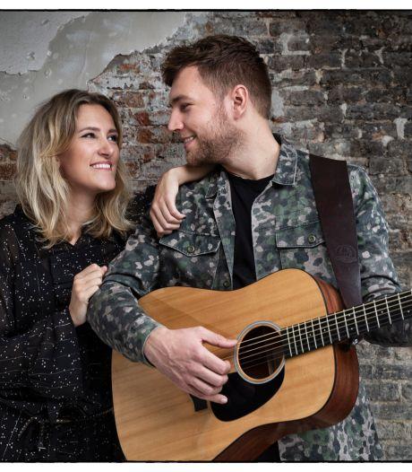 Singer-songwriter Bente Ipema leert kinderen in Wageningen de kneepjes van het vak