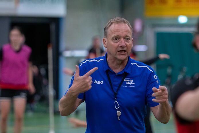 René Zwinkels is na vanavond geen coach van Quintus meer.