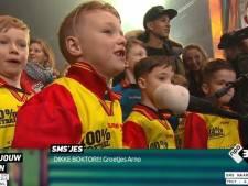 Spelertjes van CSV Apeldoorn scoren  10-8 én 5.000 euro