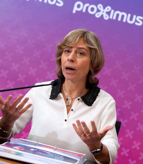 Proximus: le départ de Dominique Leroy inquiète les syndicats