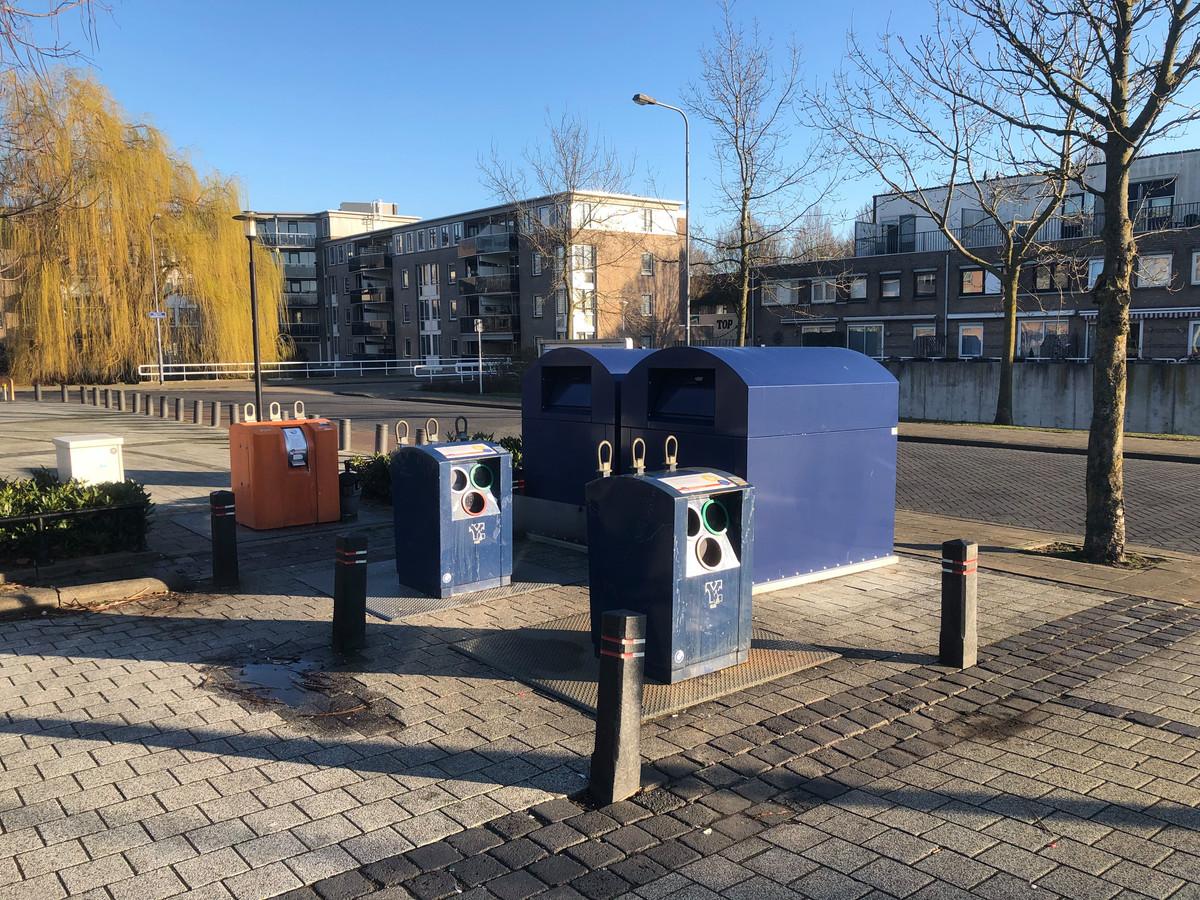 Saaie metalen bakken worden verfraaid in Den Bosch