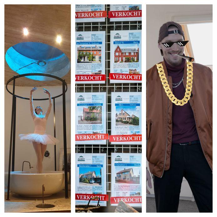In de strijd om klanten komt Happy Living Makelaars met hippe video's voor de verkoop van een woning.