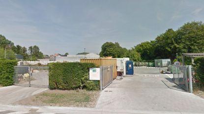 40 autoaccu's gestolen uit containerpark in Gavere