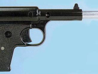 Man zet luchtdrukpistool tegen hoofd taxichauffeur: 6 maanden cel