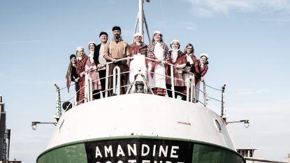 JAC Oostende blaast 45 kaarsjes uit met fotoshoot