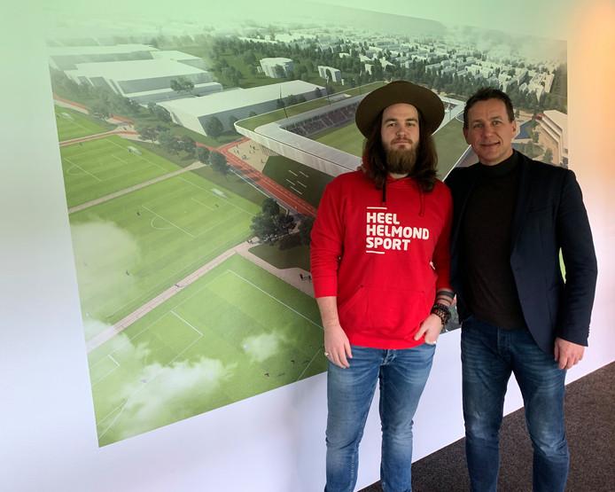 Dave Vermeulen wordt ambassadeur van Helmond Sport.
