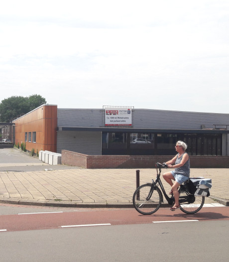 Fitnesscentrum in voormalig Aldi-pand aan Axelsestraat in Terneuzen
