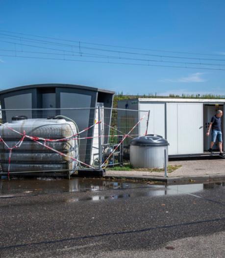 Rijkswaterstaat sluit 'probleem-wc' langs A58 bij Rilland