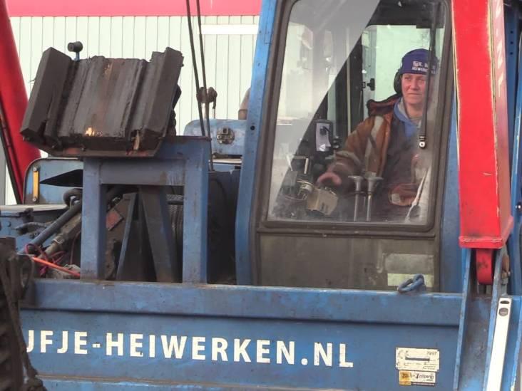 Tanja is enige vrouwelijke heier in Nederland
