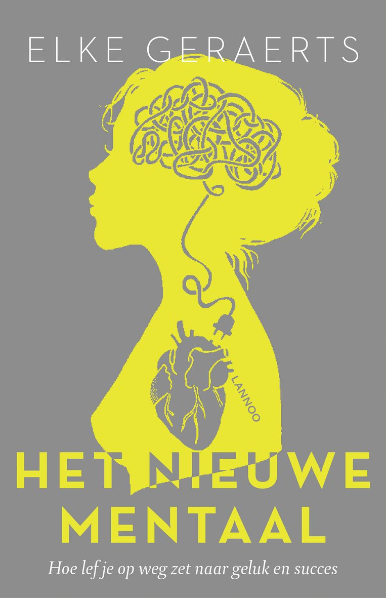 'Het nieuwe mentaal', Elke Geraerts.  Beeld kos