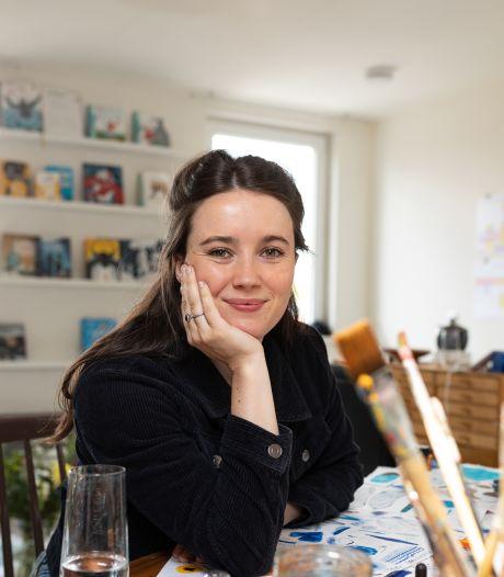 'Betoverend en adembenemend': Tilburgse illustrator Djenné wint Europese designprijs