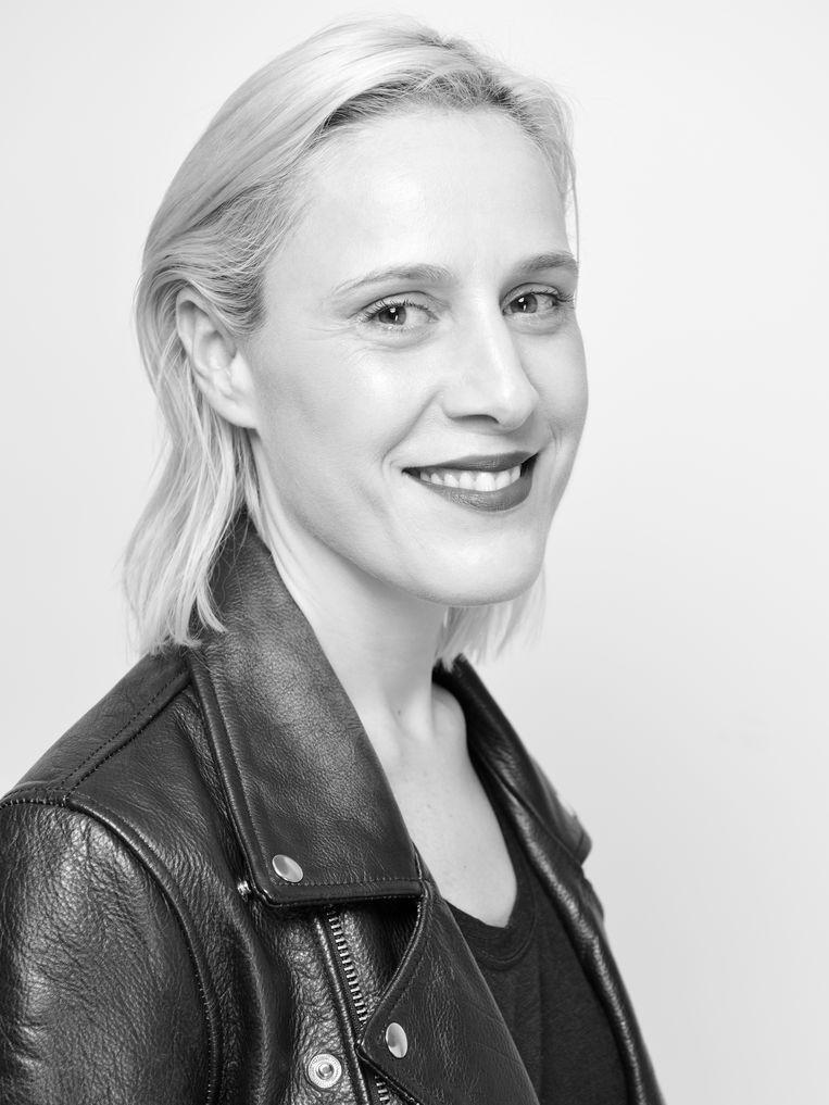 Directeur Miren Arzalluz van Palais Galliera, Musée de la mode. Beeld