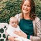 Miranda kreeg de eerste baby die via de nationale eicelbank werd verwekt