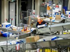 Miljoenen pakjes zorgen voor topdrukte bij PostNL